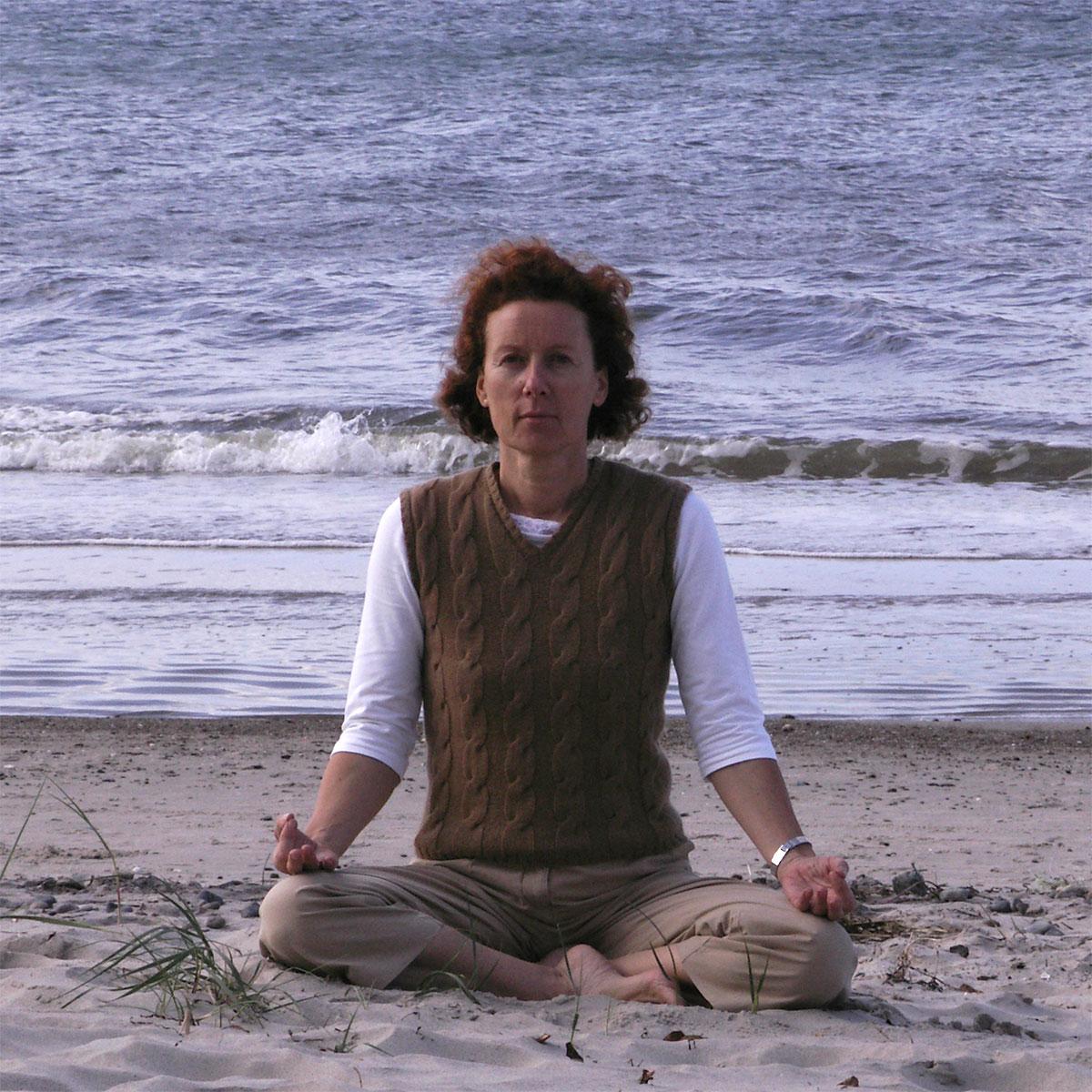 Anke Balk-Stroede | Lust auf Yoga - Hamburg